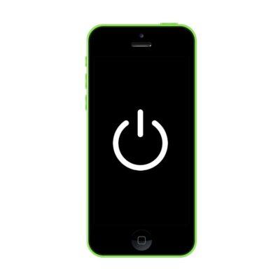 Reparação Botão On/Off – iPhone 5C