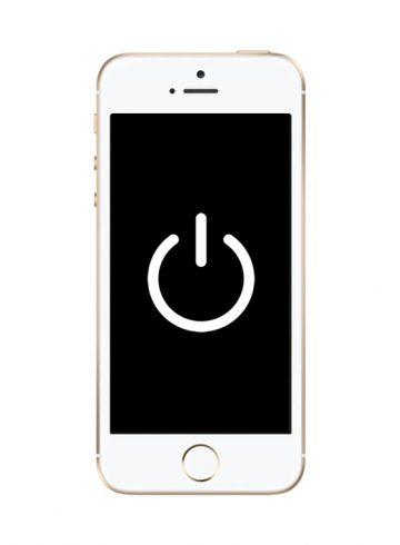 Reparação Botão On/Off – iPhone 5S