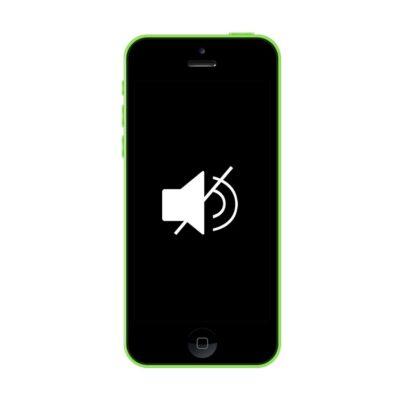 Reparação Botão de Silêncio – iPhone 5C