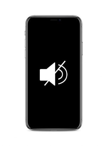 Reparação Botão de Silêncio – iPhone X