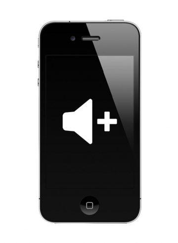 Reparação Botão de Volume – iPhone 4