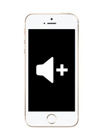 Reparação Botão de Volume – iPhone 5S