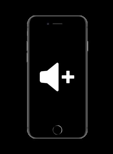 Reparação Botão de Volume – iPhone 7 Plus