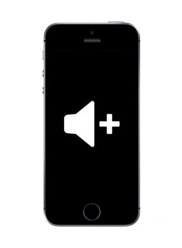 Reparação Botão de Volume – iPhone SE