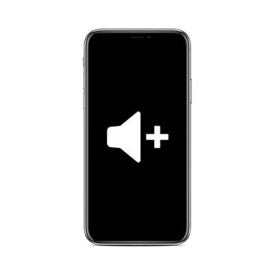 Reparação Botão de Volume – iPhone X