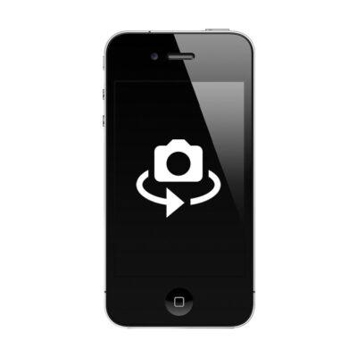 Reparação Câmara Frontal – iPhone 4