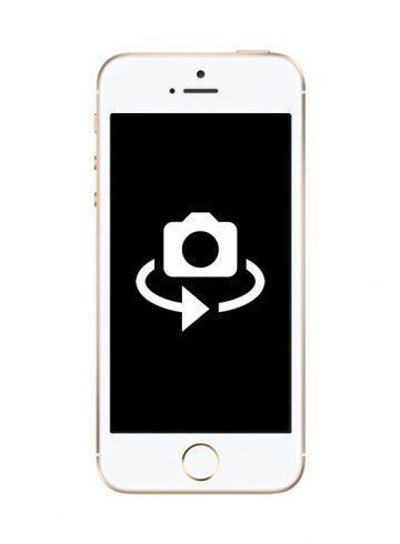 Reparação Câmara Frontal – iPhone 5S