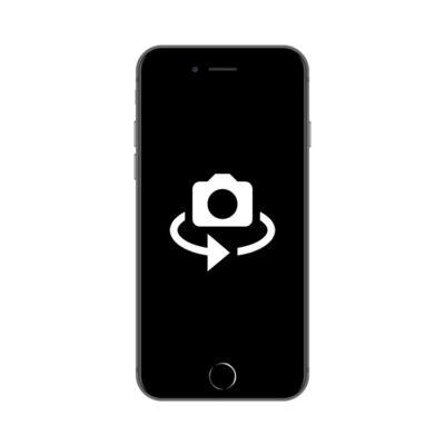 Reparação Câmara Frontal – iPhone 8