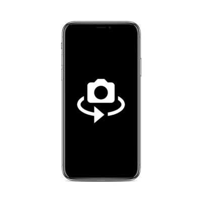 Reparação Câmara Frontal – iPhone X