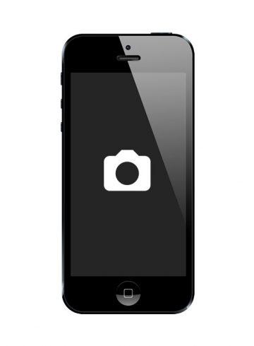 Reparação Câmara Traseira – iPhone 5