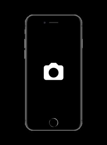 Reparação Câmara Traseira – iPhone 8