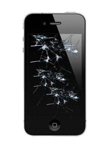 Reparação Ecrã Parte Traseira – iPhone 4s