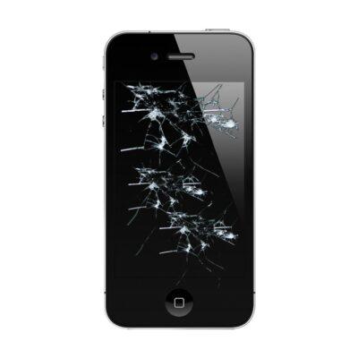 Reparação Vidro/LCD (Ecrã) – iPhone 4s