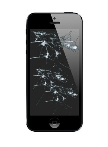 Reparação Vidro/LCD (Ecrã) – iPhone 5