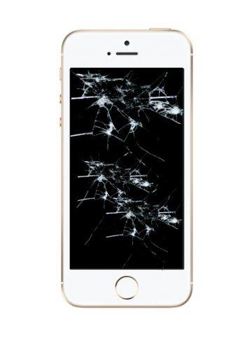 Reparação Vidro/LCD (Ecrã) – iPhone 5S
