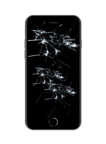 Reparação Vidro/LCD (Ecrã) – iPhone 7 Plus