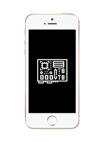 Reparação Logic Board (Placa mãe) – iPhone 5S