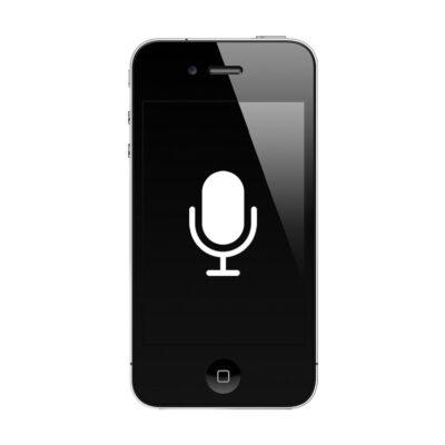 Reparação Microfone – iPhone 4