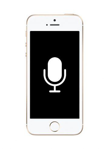 Reparação Microfone – iPhone 5S