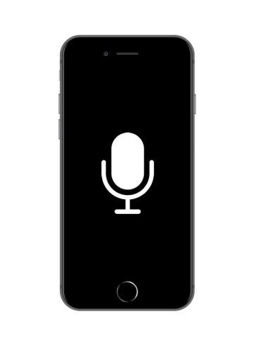 Reparação Microfone – iPhone 8