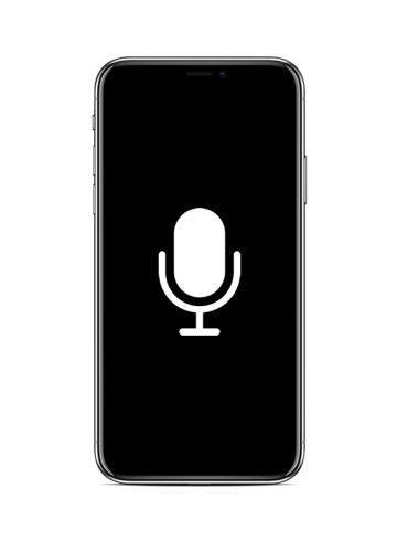 Reparação Microfone – iPhone XS Max