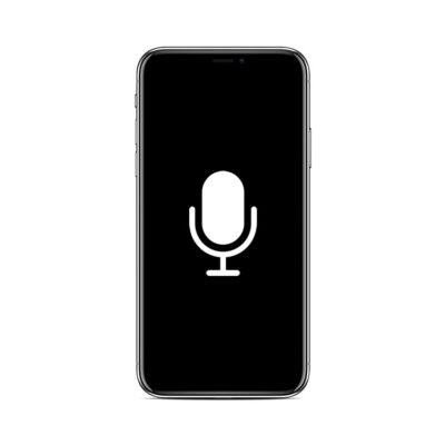 Reparação Microfone – iPhone X