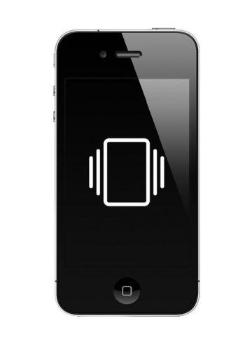 Reparação Motor de Vibração – iPhone 4