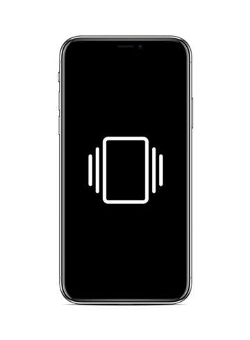 Reparação Motor de Vibração – iPhone XS Max