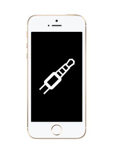 Reparação Saída de Audio/Headphones – iPhone 5S