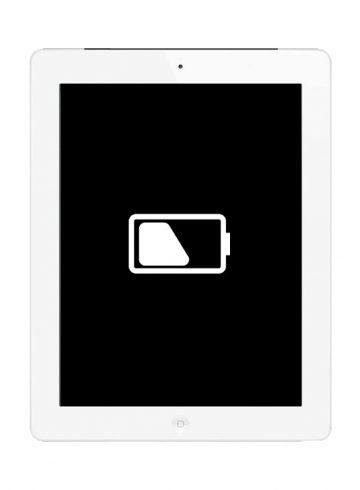 Substituição Bateria – iPad 2