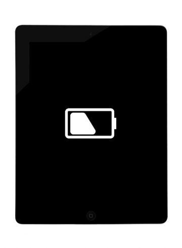 Substituição Bateria – iPad 4