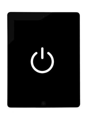 Reparação Botão On/Off – iPad 4