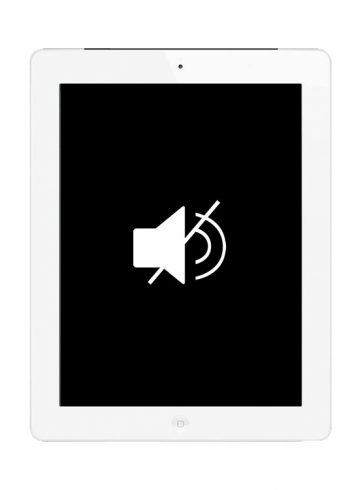 Reparação Botão Silêncio – iPad 1