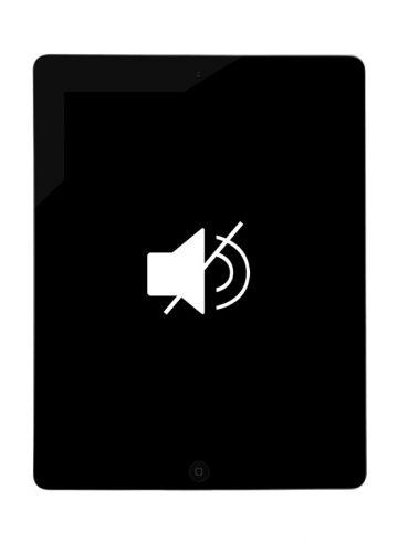 Reparação Botão Silêncio – iPad 4