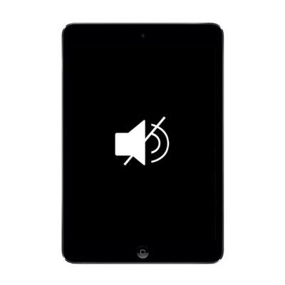 Reparação Botão Silêncio – iPad Mini 1