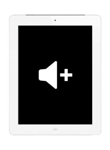 Reparação Botões Volume – iPad 2