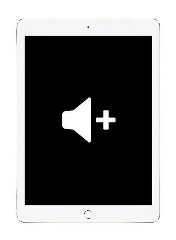 Reparação Botões Volume – iPad Air 2