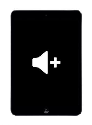 Reparação Botões Volume – iPad Mini 3