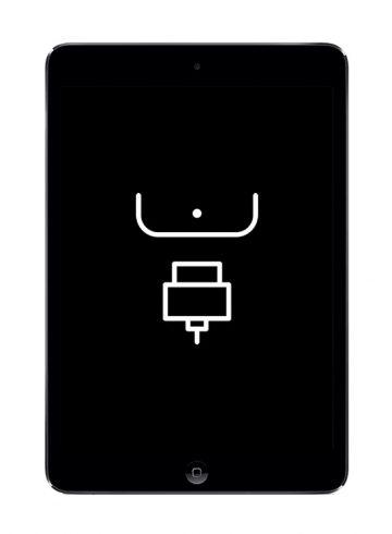 Reparação Porta Dock – iPad Mini 1