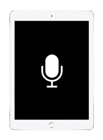 Reparação Microfone – iPad Air