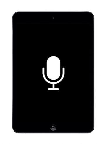 Reparação Microfone – iPad Mini 3