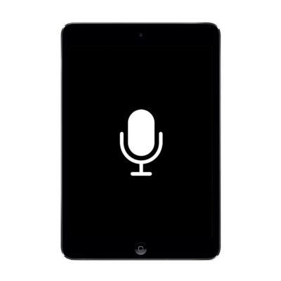 Reparação Microfone – iPad Mini 1