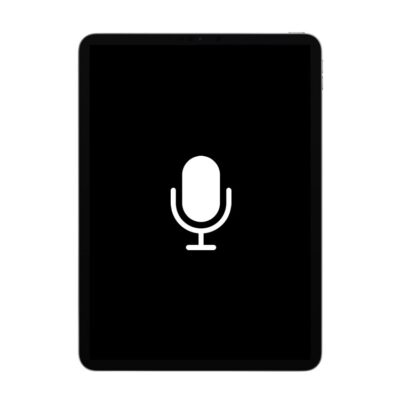 Reparação Microfone – iPad Pro 12.9