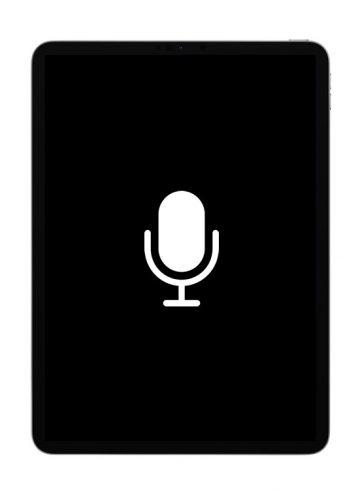Reparação Microfone – iPad Pro 2 12.9