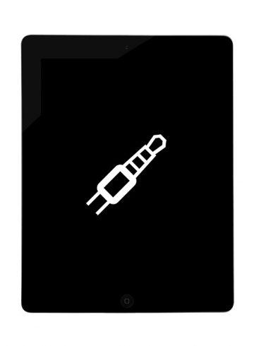 Reparação Saída Headphones – iPad 4