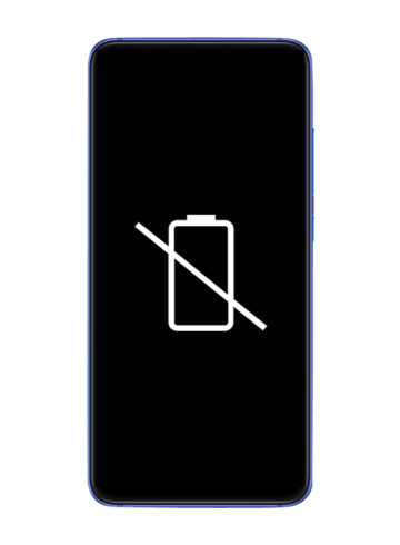 Substituição Bateria – One Plus X