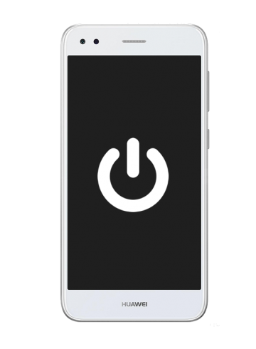 Reparação Botão Power – Huawei P10 Lite