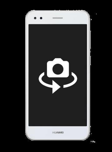 Reparação Lente Câmara Traseira – Huawei P8