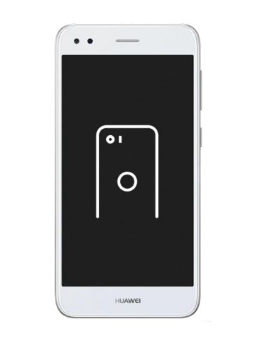 Reparação Capa Traseira – Huawei P10 Lite