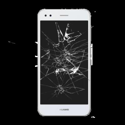 Reparação Vidro + LCD (Ecrã) – Huawei P8